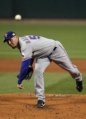 マット・ハリソン : 2012 MLBオ...