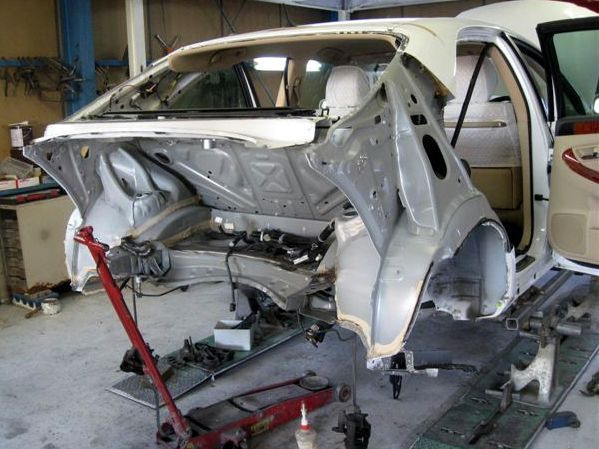 京都の女職人が書く車のブログ☆★-自動車 修理