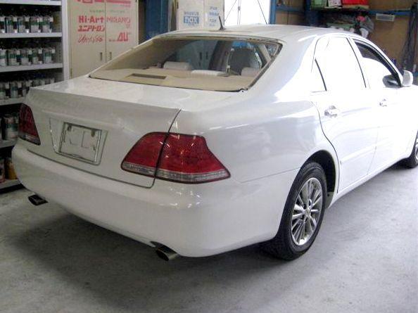 京都の女職人が書く車のブログ☆★-白 塗装