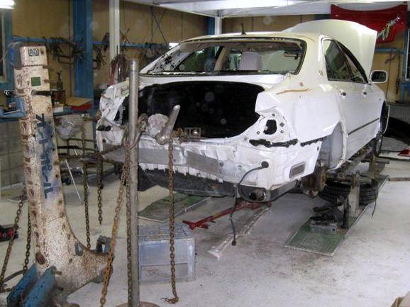 京都の女職人が書く車のブログ☆★-トヨタ 修理