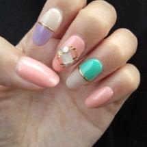 nail☆5月