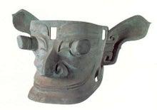 クールCyrusIIのブログ-三星堆仮面