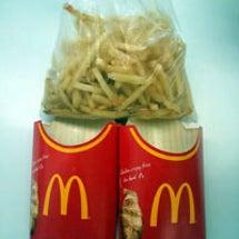 マクドナルドのポテト…