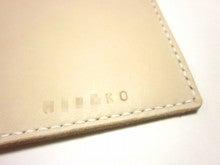 OXIO-CRAFT(オキクラ)の「革雑貨」製作日記-刻印