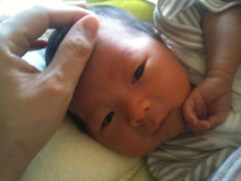 似顔絵師 泉華のブログ-我が子