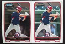 nash69のMLBトレーディングカード開封結果と野球観戦報告-2012-bm3-harper