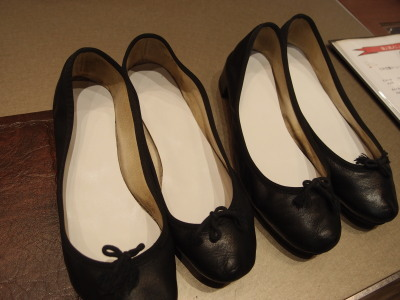 レペットの靴のお修理も 新宿 ...
