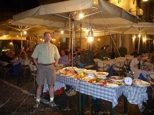 イタリア・ナポリでアメリカ生活