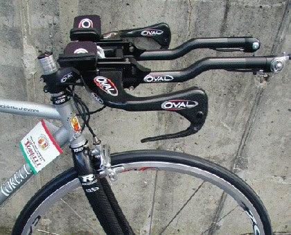 ... トライアスロン用の自転車とは