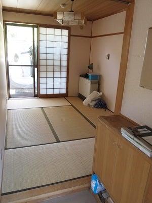$上松技術専門校 木工ブログ2012-部屋を掃除