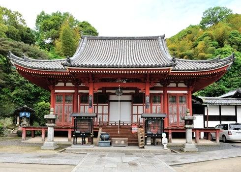 $史跡へ行こう!ブログ-明王院本堂01