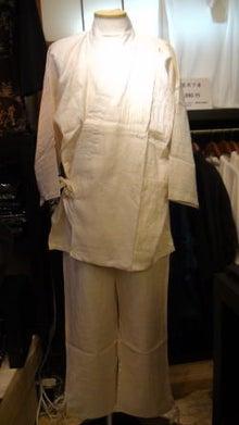 作務衣[さむえ]専門店 | 藤衣[ふじごろも] Official Blog-本麻作務衣