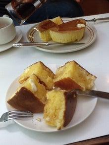 イワタコーヒーのホットケーキ2