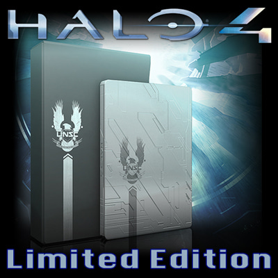Xbox360 Halo 4 Limited Edition