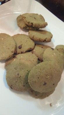 米粉おから抹茶クッキー