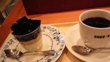 31歳からのスイーツ道#-カフェ・ラテプリン@ドトールコーヒー