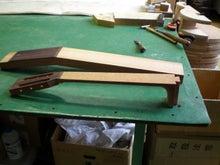 神戸楽器店 リードマンのブログ-ネック材