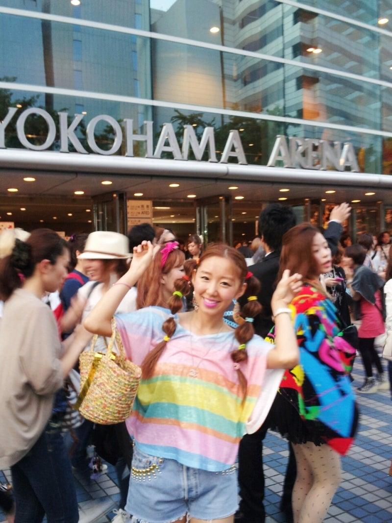 BIGBANG LIVE!!!!♪|澤山璃奈オフィシャルブログ「Mermaid on ice」Powered by Ameba