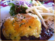 Kirin's Cafe  Style  /  カフェ・雑貨・グルメ & 街歩き-青山SMOKY ハンバーグランチ