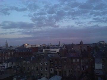 夜明けのダブリン