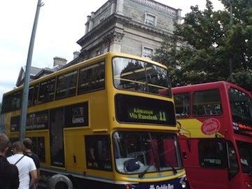 ダブリン市街