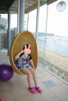 毎日はっぴぃ気分☆-籠椅子