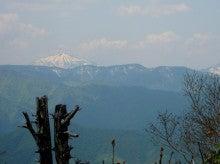 会津高原たかつえ|TAKATSUEスタッフブログ☆Takatsue's Back door-大嵐山の山頂(1635m)からの燧ヶ岳
