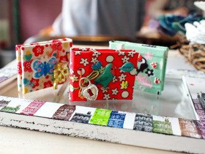 浅草橋駅徒歩2分のハンドメイド教室 カフェ&ワークショップ みちくさアートラボ