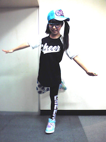 $CHEER STAFF の OFFICIALブログ