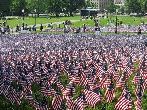 みんみんのblog  ~ ボストン便り ~-Memorial Day