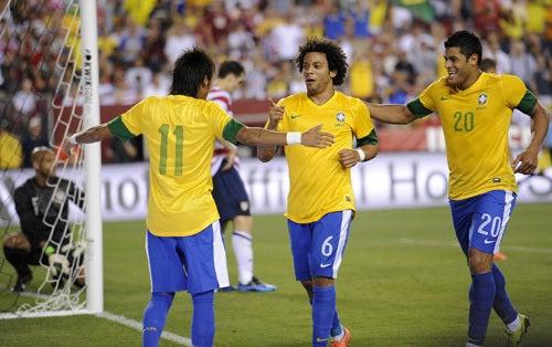 $サッカー日本代表とブラジルW杯への準備