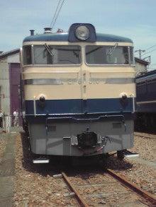 ぽけあに鉄道宣伝部日誌(仮)-EF60-510
