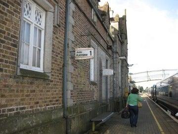 キルデア駅1