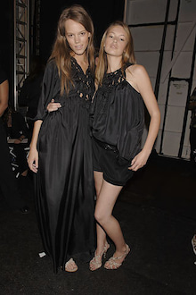 Freja-and Mona Johansson