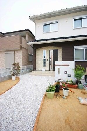徳島県で家を建てるならサーロジック-外構完成