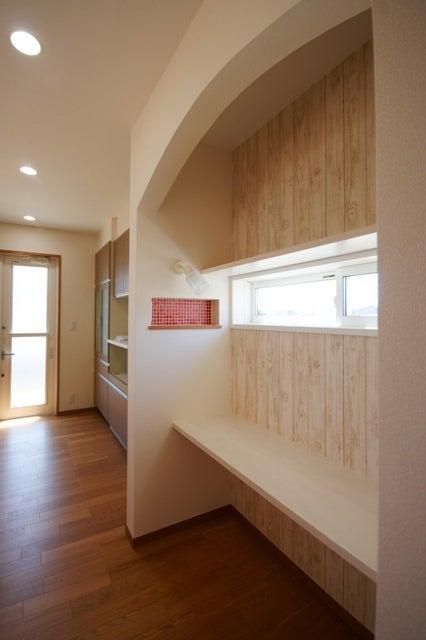 徳島県で家を建てるならサーロジック-キッチンうしろのカウンター