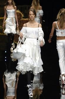 Freja-Dolce and Gabbana ss06 1