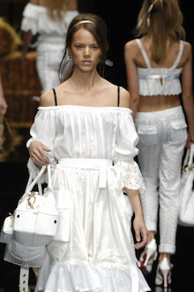 Freja-Dolce and Gabbana ss06 3