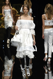 Freja-Dolce and Gabbana ss06 2