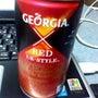 ジョージア新コーヒー…