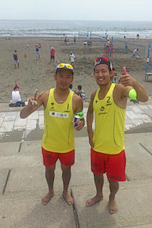 Odaiba Beach Friends