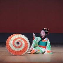 日本舞踊の会。