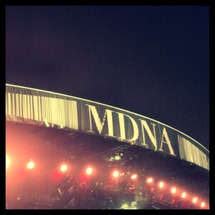 Madonna in…