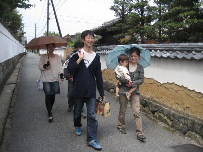 歩き人ふみの徒歩世界旅行 日本・台湾編-萩の町