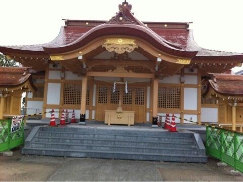 <b>伊佐智佐神社</b>|鹿児島の美容室waveのブログ