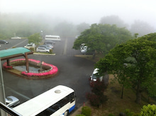 津山衆楽ライオンズクラブメンバーのBlog-朝の雲海