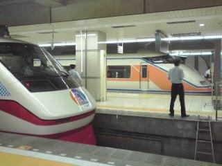 ぽけあに鉄道宣伝部日誌(仮)-tb103F&209F