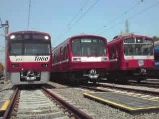 ぽけあに鉄道宣伝部日誌(仮)-kq1153F&2061F&805F