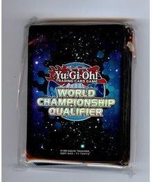 遊戯王英語版 WCQ World Championship Qualifier Cardスリーブ 遊戯王 ...