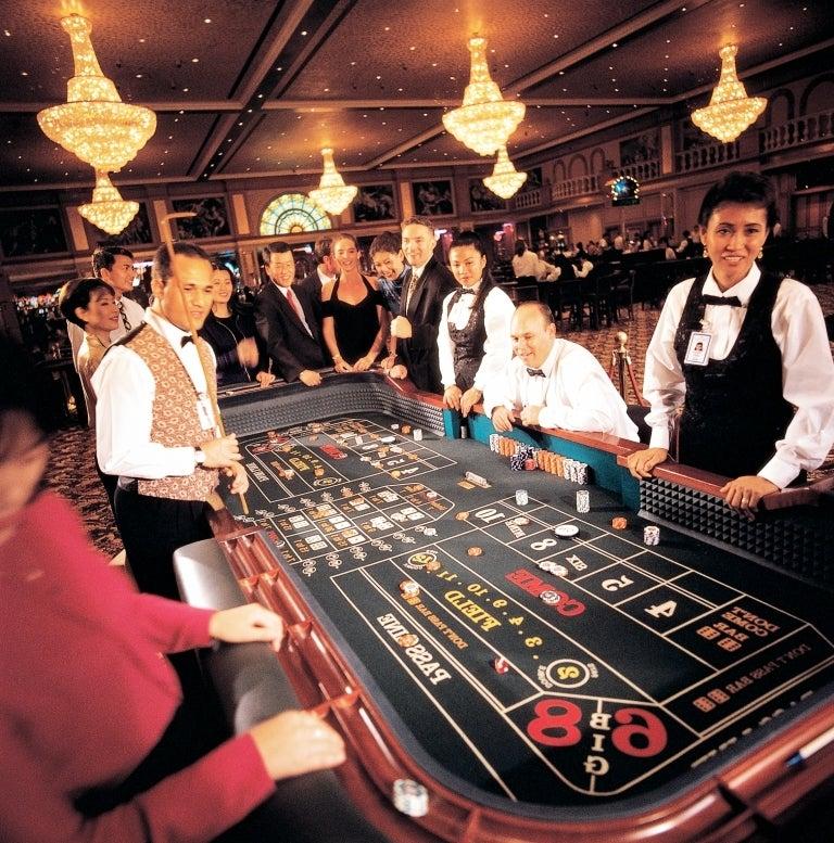 オレンマニエヨ5月ラスベガス カジノはクラップスで大盛り上がりコメント